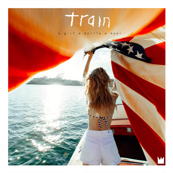 Train - Working Girl - Single Cover
