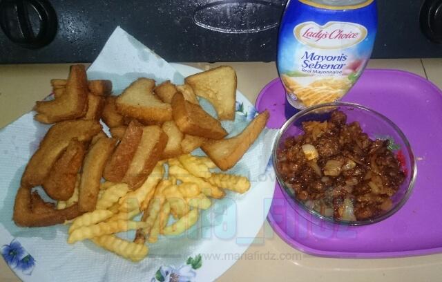 [Food Mood #68] The Simple Dinner // Makan Malam Sederhana Tapi Penuh Rasa