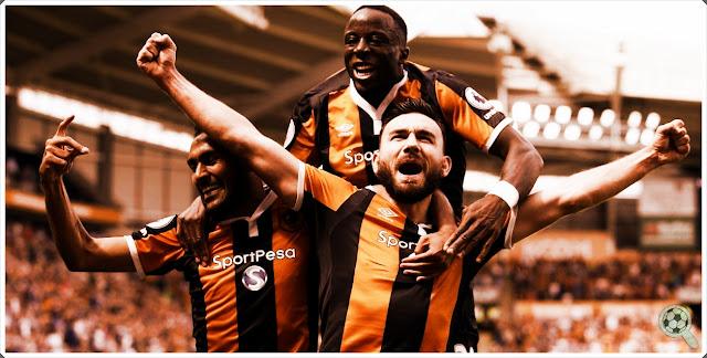 Hull City Premier League 2016-17