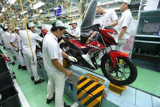New Honda Sonic 150R Tampak Makin Agresif dan Kencang