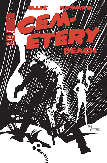 Image Comics CEMETERY BEACH Variant Covers Frank Miller