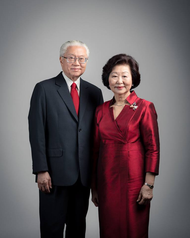President Tony Tan wishes for the New Year 2017