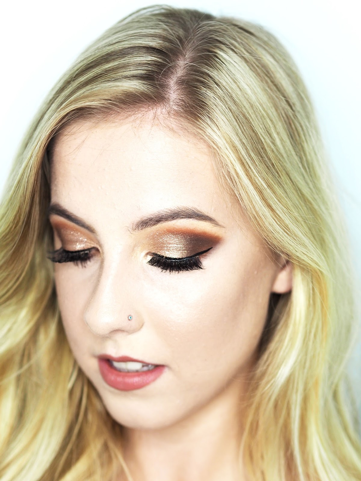 Lyd & Liv : Night Glam Makeup Tutorial.