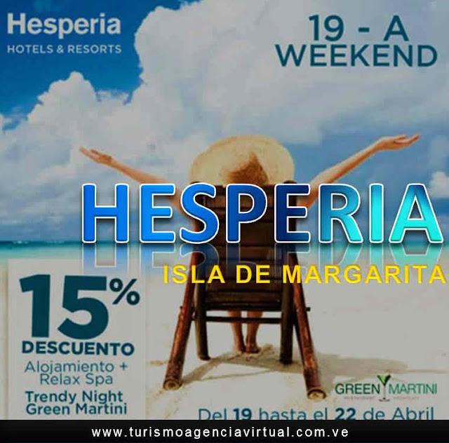 imagen Hotel  Hesperia isla de Margarita 19 de Abril