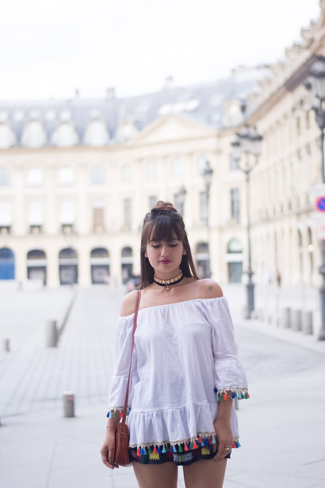 Chic parisian style, summer style, manoush, look, blogger; fashion photography, blog mode paris