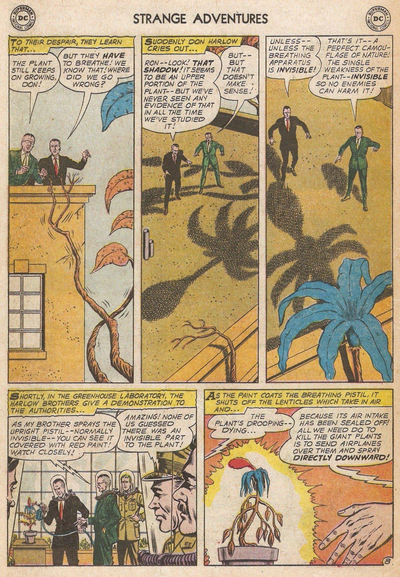 Strange Adventures (1950) issue 139 - Page 10
