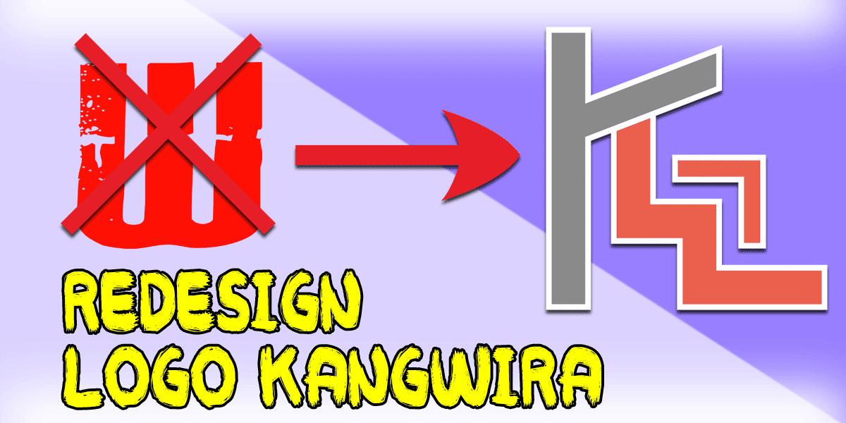 Redesign Logo KangWira