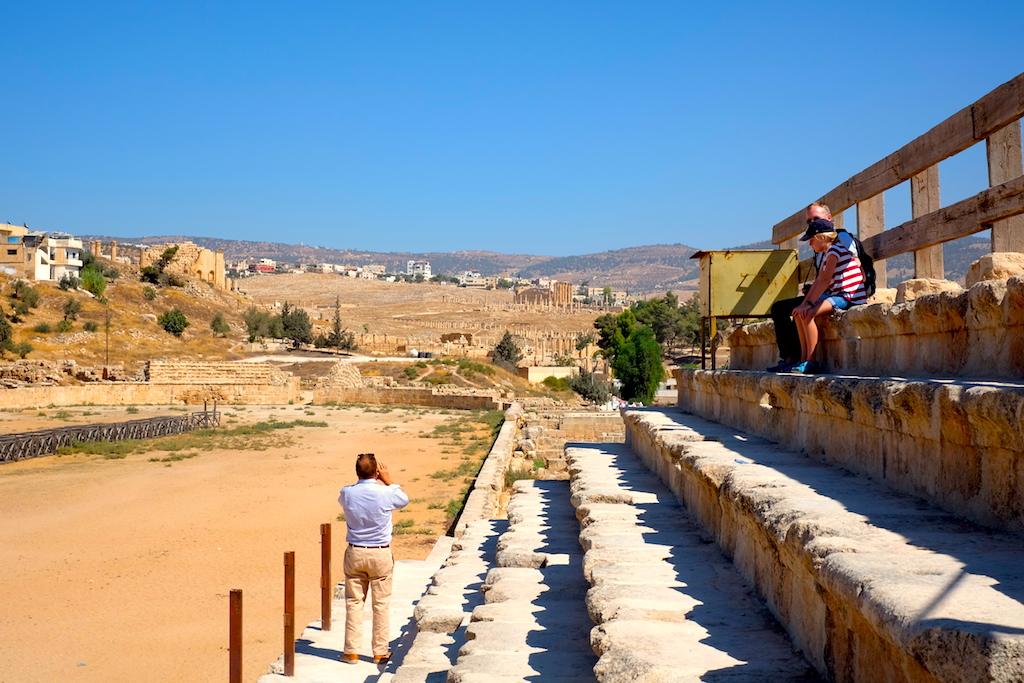 Liburan ke Jordan (Jerash dan Amman) - Hippodrome