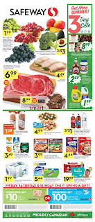 Safeway Weekly Flyer Circulaire August 17 - 23, 2018