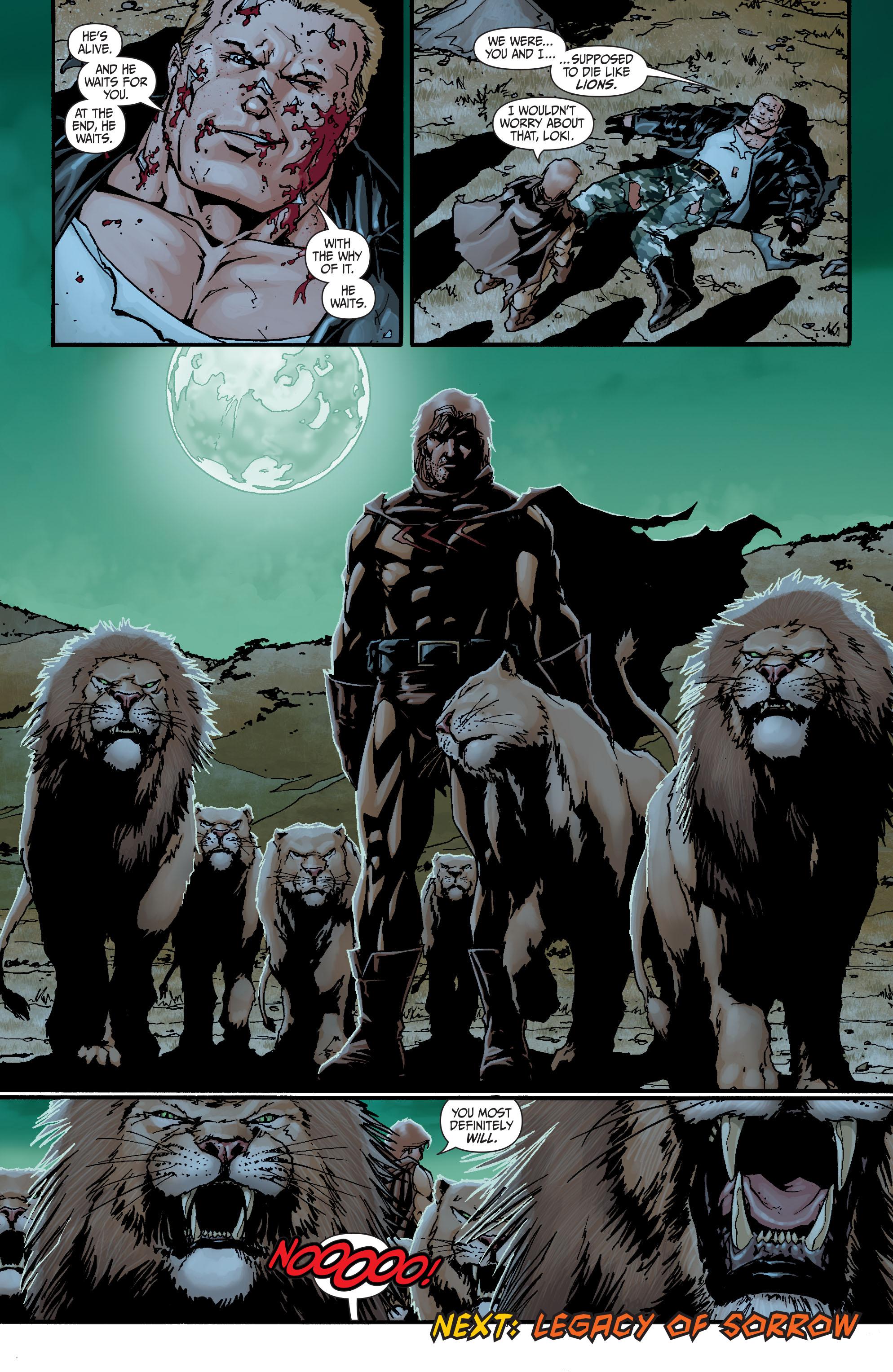Read online Secret Six (2008) comic -  Issue #21 - 23