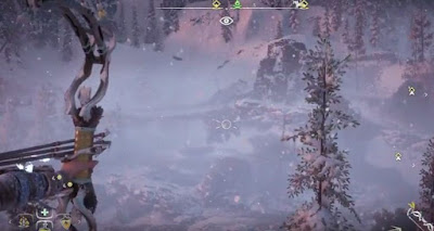 The Frozen Wilds, Horizon Zero Dawn, Defeat Machine, Fireclaw