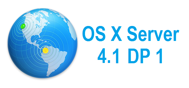 Download OS X Server 4.1 Developer Preview (14S1031m) .DMG File - Direct Link