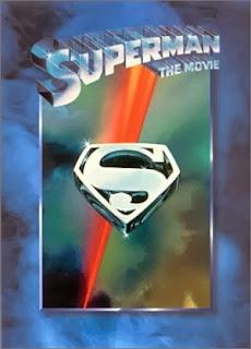 """Capa de """"Superman, O Filme"""", 1978"""