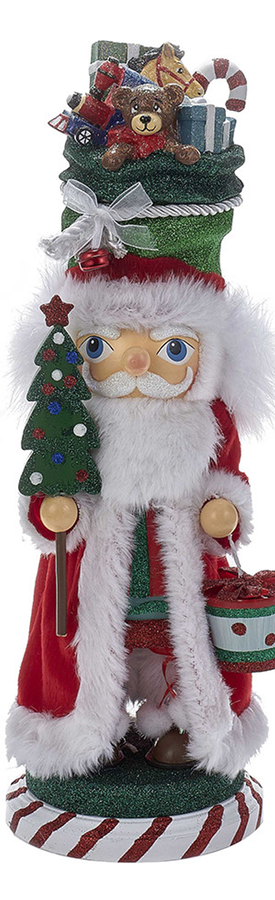 Wayfair Kurt Adler Hollywood Santa Nutcracker