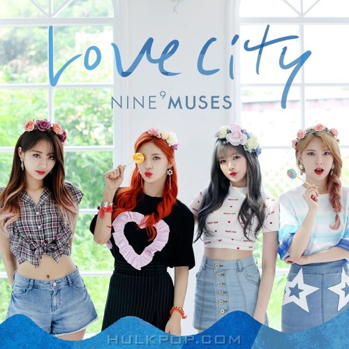 9MUSES – MUSES DIARY PART.3 : LOVE CITY – EP (ITUNES PLUS AAC M4A)