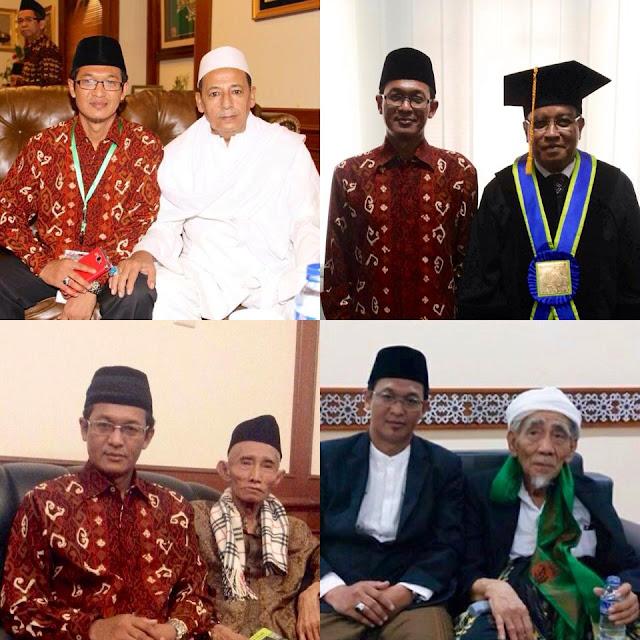 Kiai Ahmad Ishomuddin, Ulama Hebat yang menjadi Rais Syuriah PBNU Termuda