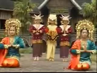 tari pasambahan tarian tradisional dari sumatera barat negeriku rh negerikuindonesia com