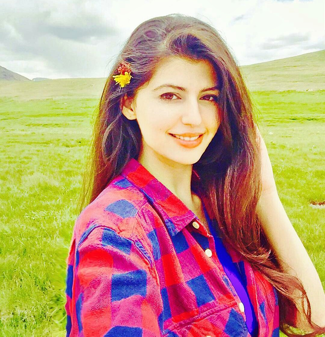 Anam Goher Pakistani actress