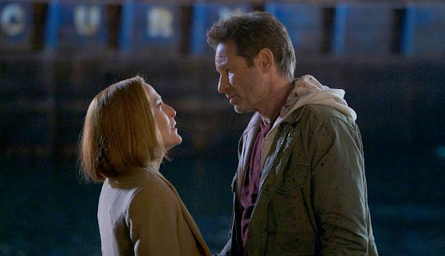 "THE X FILES   ""My Struggle IV"". Recensione 11x10"