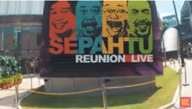 Live Streaming Sepahtu Reunion LIVE 2019 Minggu 1