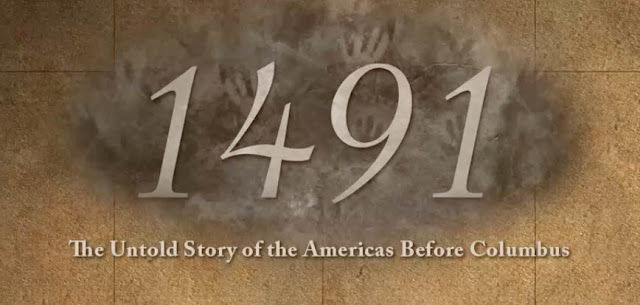 1491: The Untold Story of the Americas Before Columbus docu-drama series logo