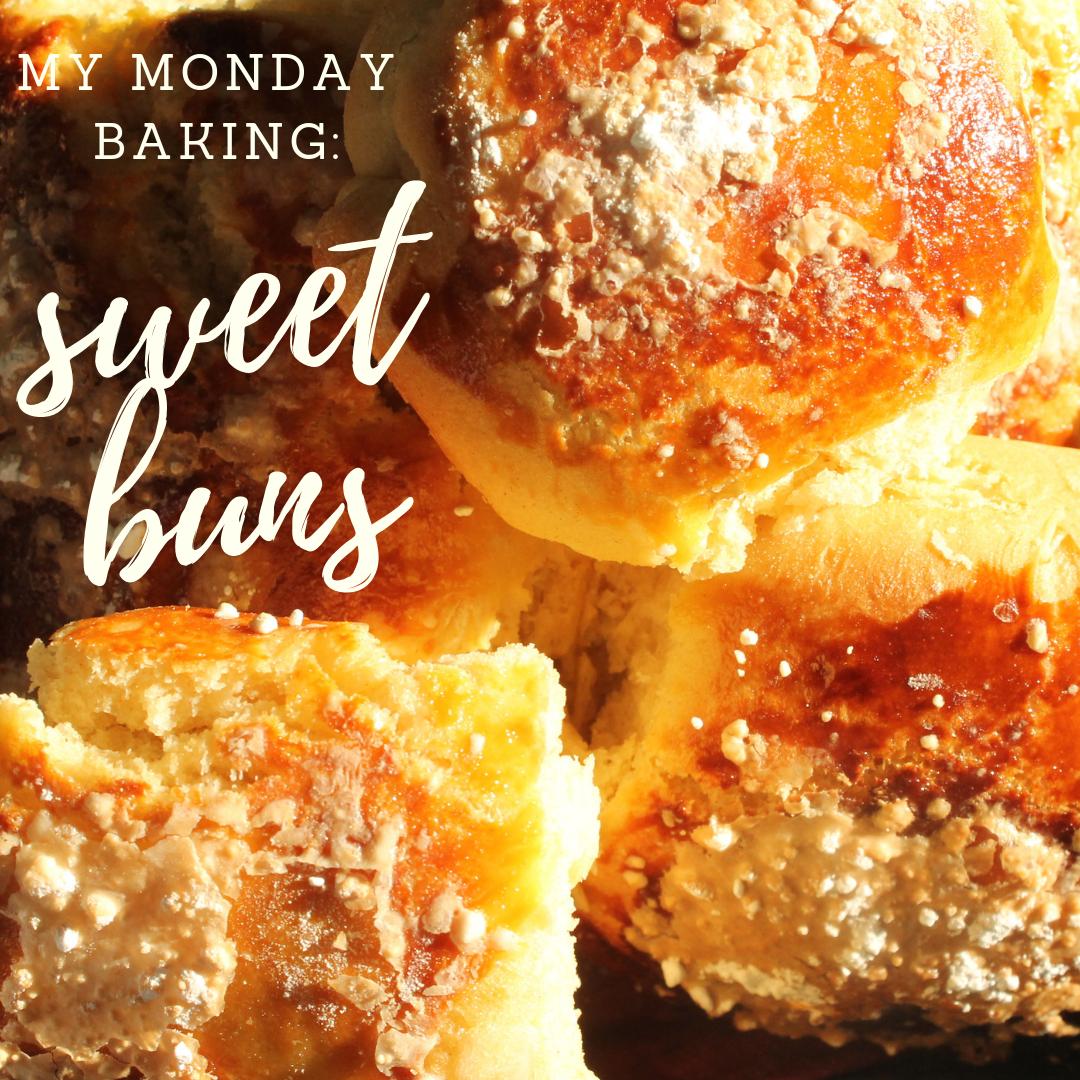 Magnolia: My Monday Baking: Sweet Buns