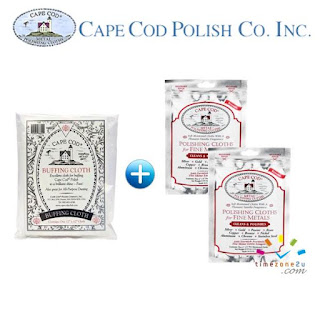 CAPE COD Polishing Combo Set B