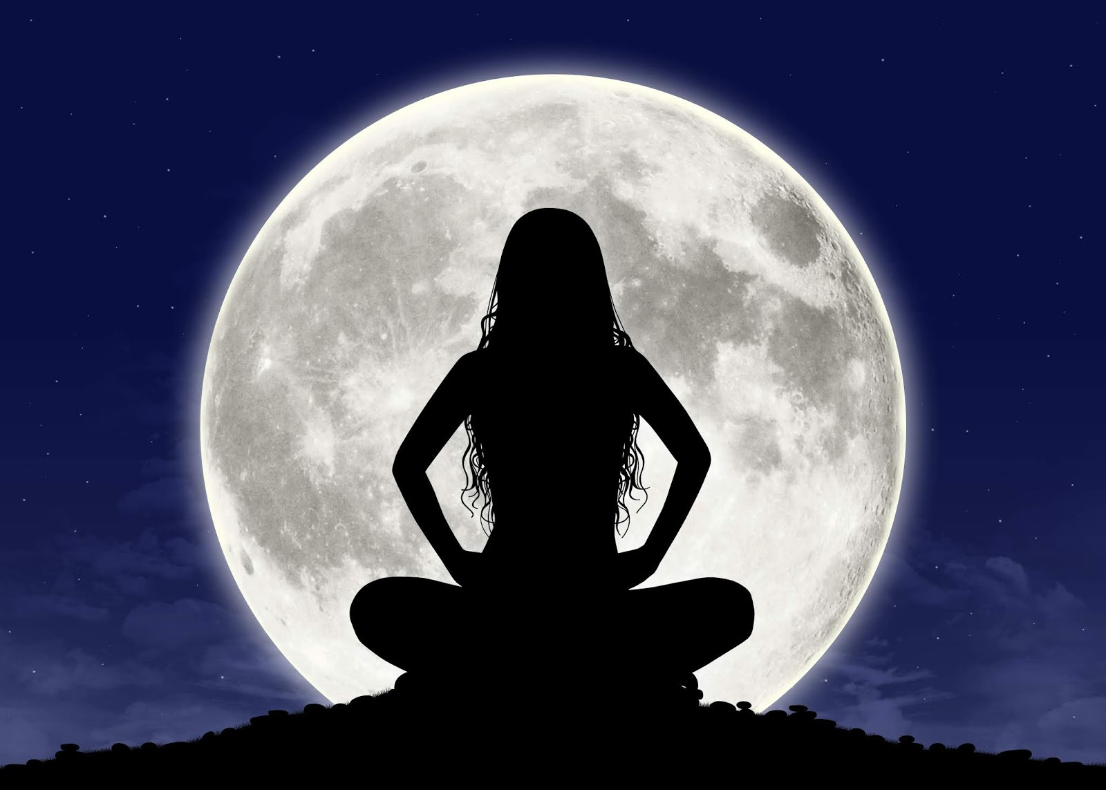 Full Moon Meditation & New Moon Peace Meditation for 2019