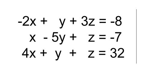 FLIP THE SWITCH : Resolución de sistemas de ecuaciones