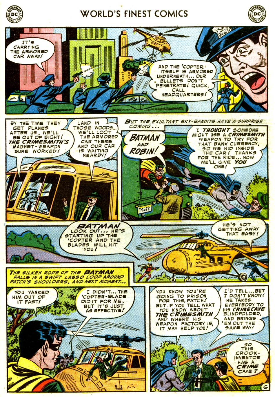 Read online World's Finest Comics comic -  Issue #68 - 59