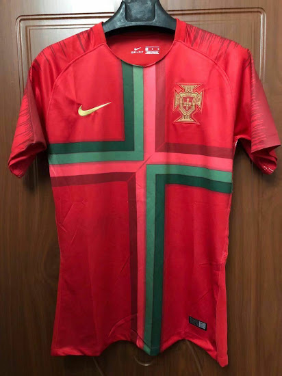 Awesome But Fake Nike Portugal 2018 World Cup Kit Leaked - Footy ... abacaa55f