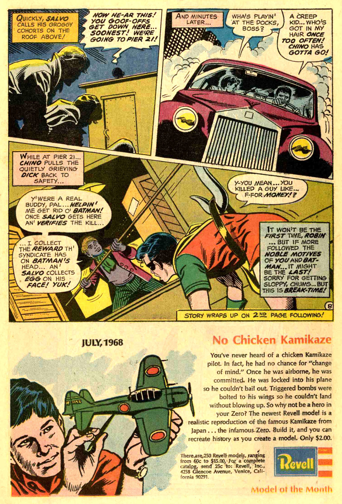 Detective Comics (1937) 379 Page 10