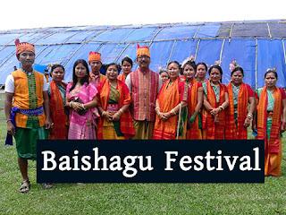 Baishagu Festival | Baishagu Festival Of Bodos Assam | Festivals of Assam