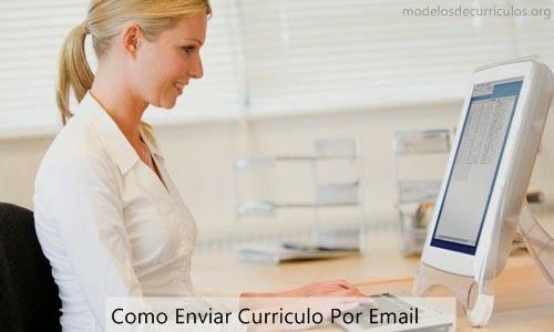 Como Enviar Curriculo Por Email