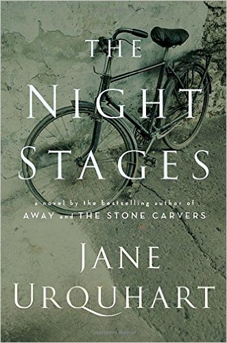 For The Fiction Lover Night Stages By Jane Urquhart