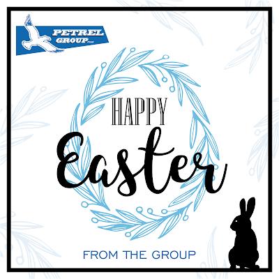 Petrel Engineering - Happy Easter 2018