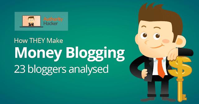 Cara menghasilkan Uang dari Blog 2016 sampai 2017