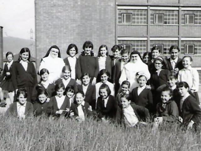 Antiguas alumnas de las dominicas