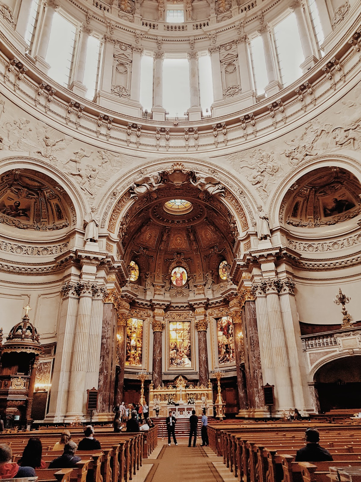 berliner dom germany