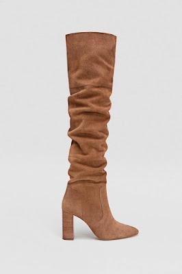 Botas altas de moda