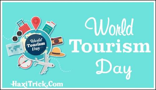 27 September World Tourism Day 2020