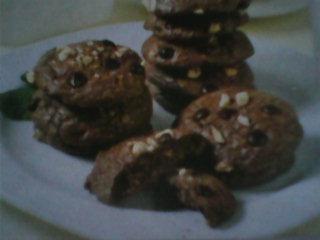 Cara Membuat Soft Cookies Brownies