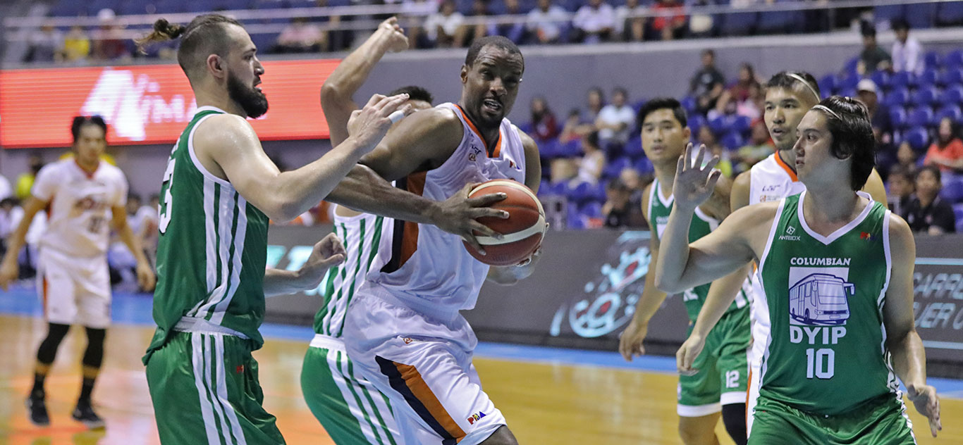 Meralco def. Columbian, 101-92 (REPLAY VIDEO) May 24