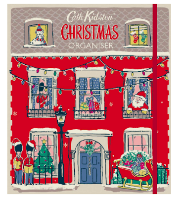 5 of the Best Christmas Planners for 2018  - Cath Kidston Planner