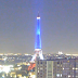 15/07/2016: la Tour Eiffel encore en bleu, blanc, rouge