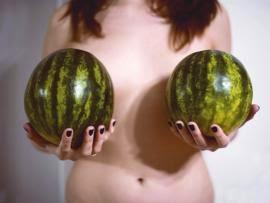 Alimentos para aumentar el tamaño de los senos