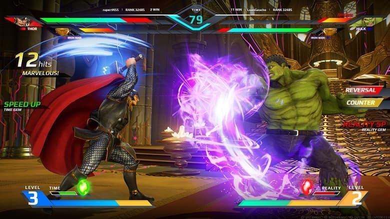 Download Marvel vs Capcom Infinite Deluxe Edition Gratis Full version Full Repack