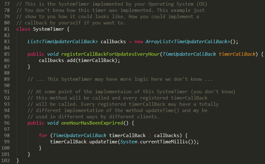 Clean Code Development - Quality Seal: Understanding Callbacks with