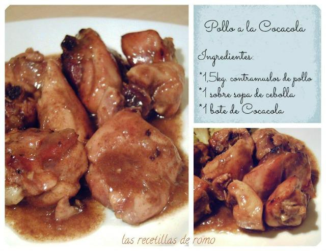 """Pollo a la cocacola"""
