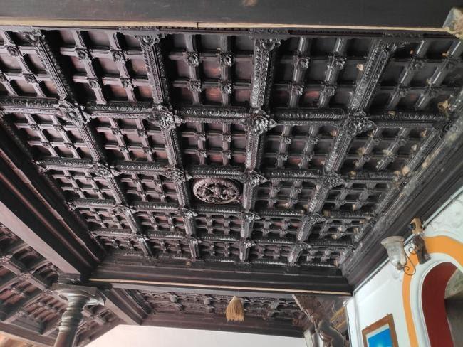 Ceiling Art Work